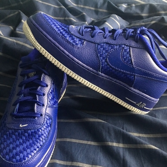 Nike Air Force 1 Low 07 LV8 Woven Concord